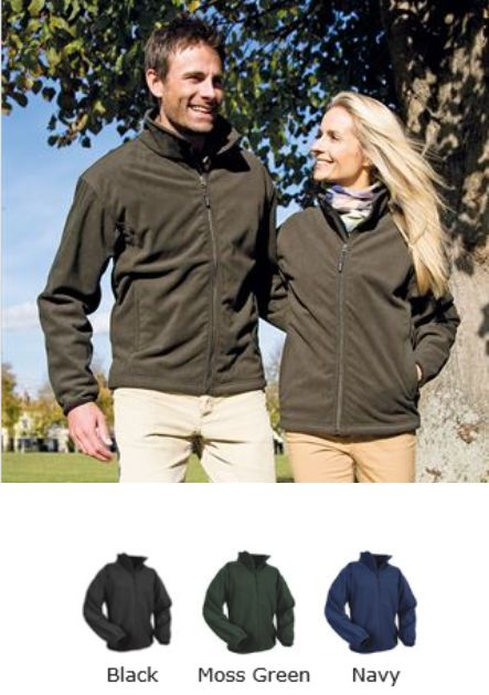 Result RS109 Extreme Climate Stopper Fleece