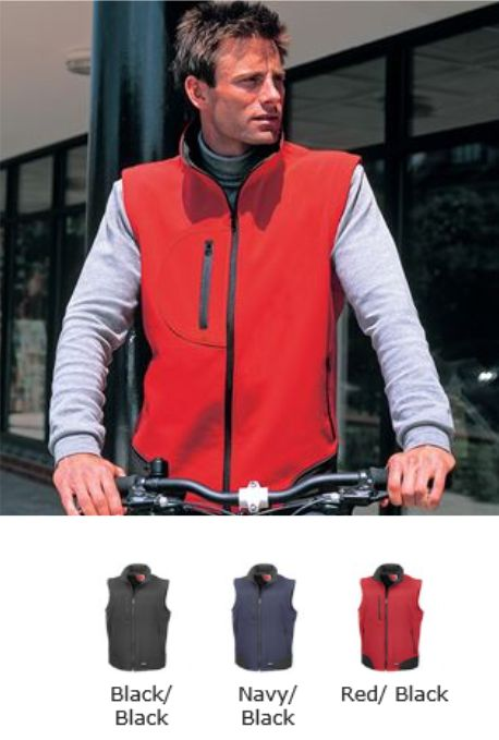 Result RS123 Soft Shell Body Warmer
