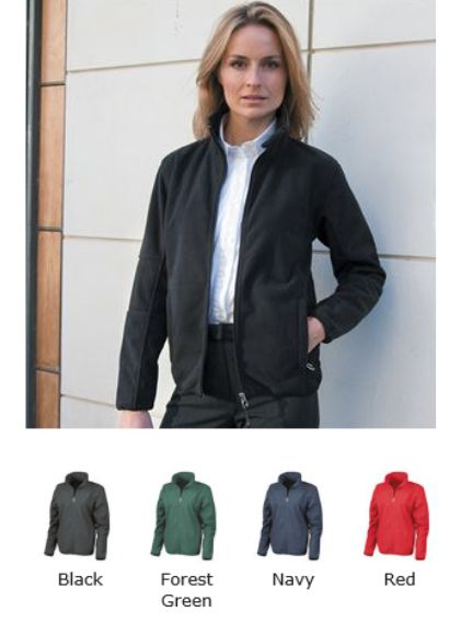 RS131F Result La Femme Osaka Tech Performance Softshell