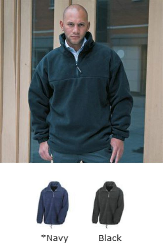 Result RS17 Active Fleece Lined Pullover