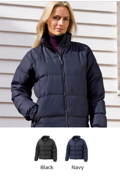 Result RS181F Holkham Down Feel Jacket
