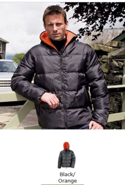 Result R191 Dax Down Feel Jacket