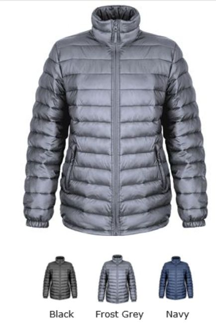 Result RS192F Ladies Ice Bird Padded Jacket