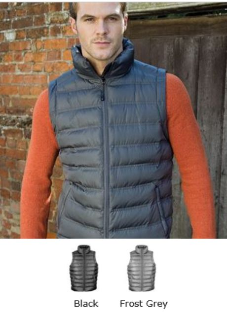 Result RS193 Mens Ice Bird Gilet
