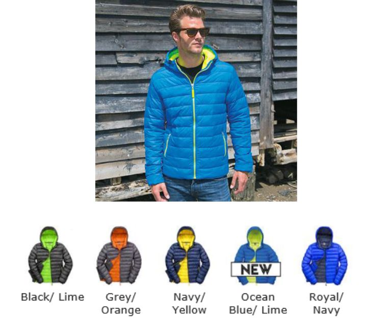 Result RS194 Snow Bird Padded Jacket