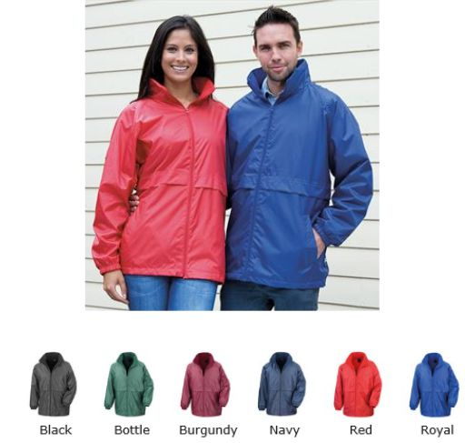 Result RS203 Core Micro Fleece Lined Jacket