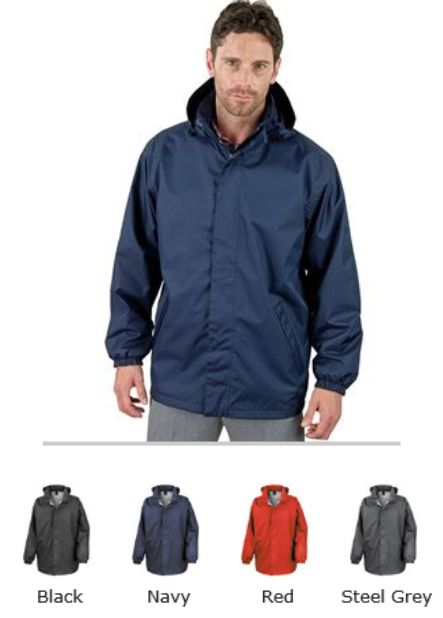 Result RS206 Mid weight Core Jacket