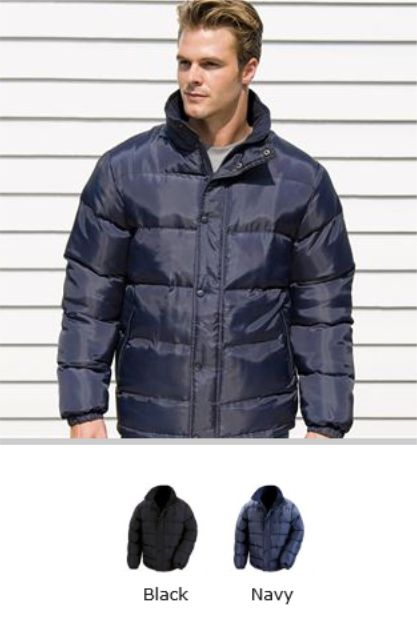 Result RS222 Core Bova Lux Padded Jacket
