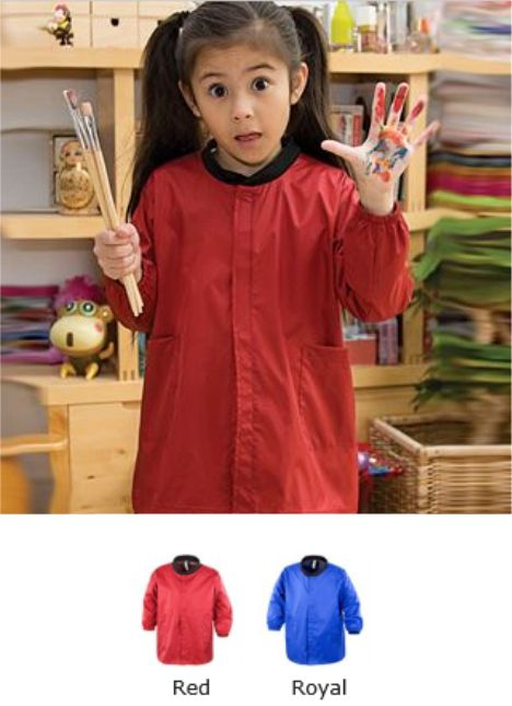 R228B Result Core Junior Art Smock
