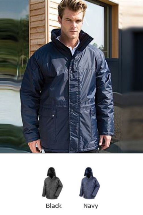 Result Core R229 Managers Jacket