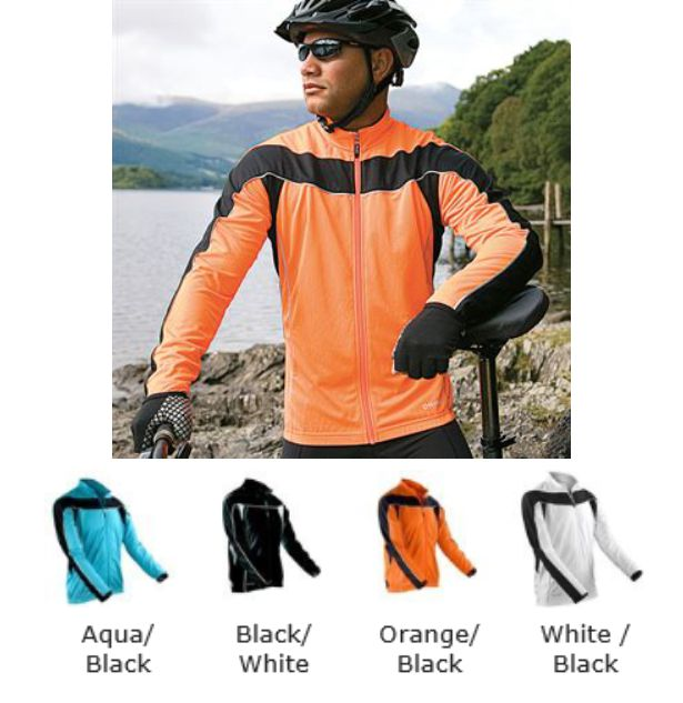 9433003ba Spiro SR255m Men s Bikewear Long Sleeve Performance tops - £19.50 ...