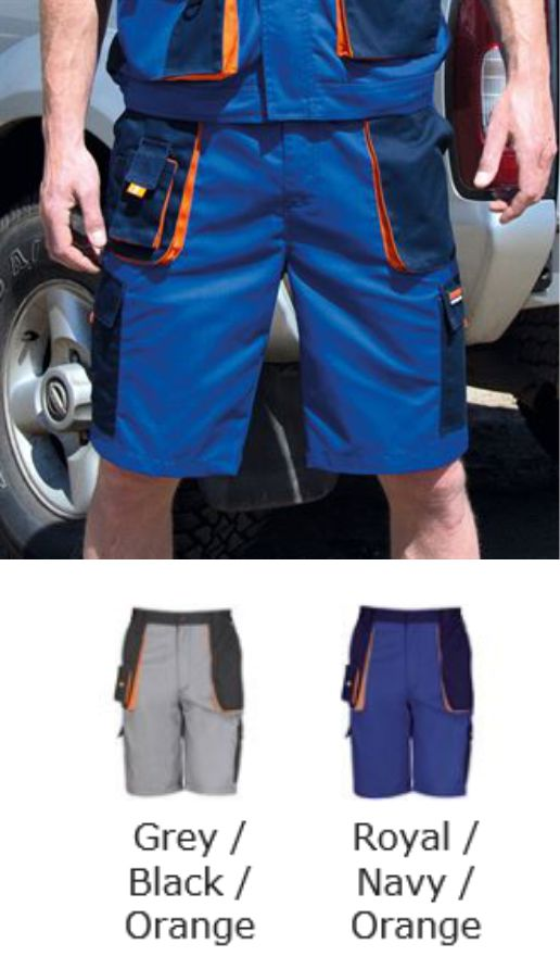 Result RS319 Work-Guard Lite Shorts