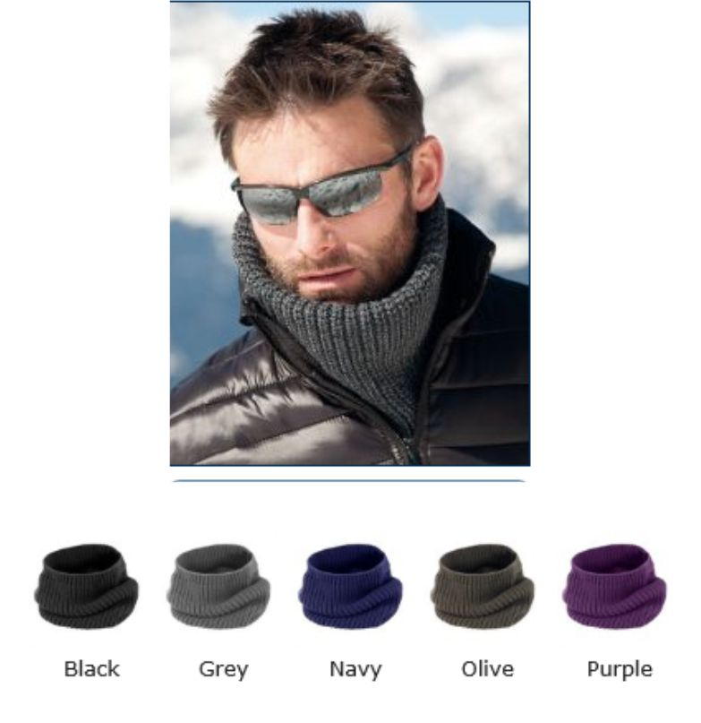 Result R361 Whistler Snood Hat
