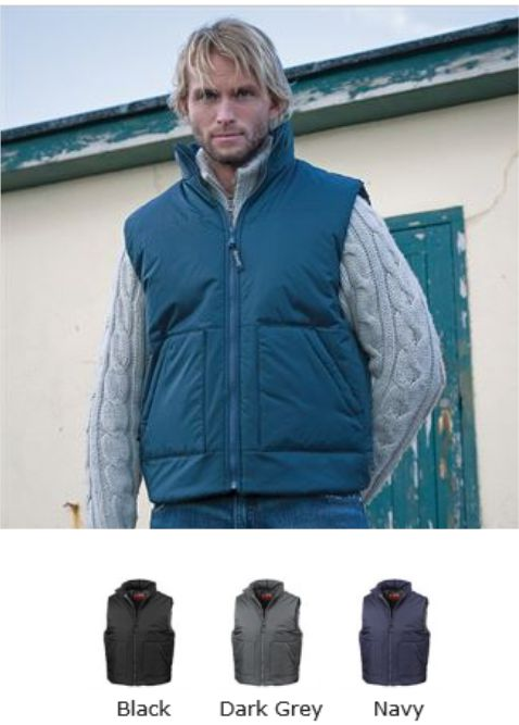 Result RS44 Adventure Body Warmer