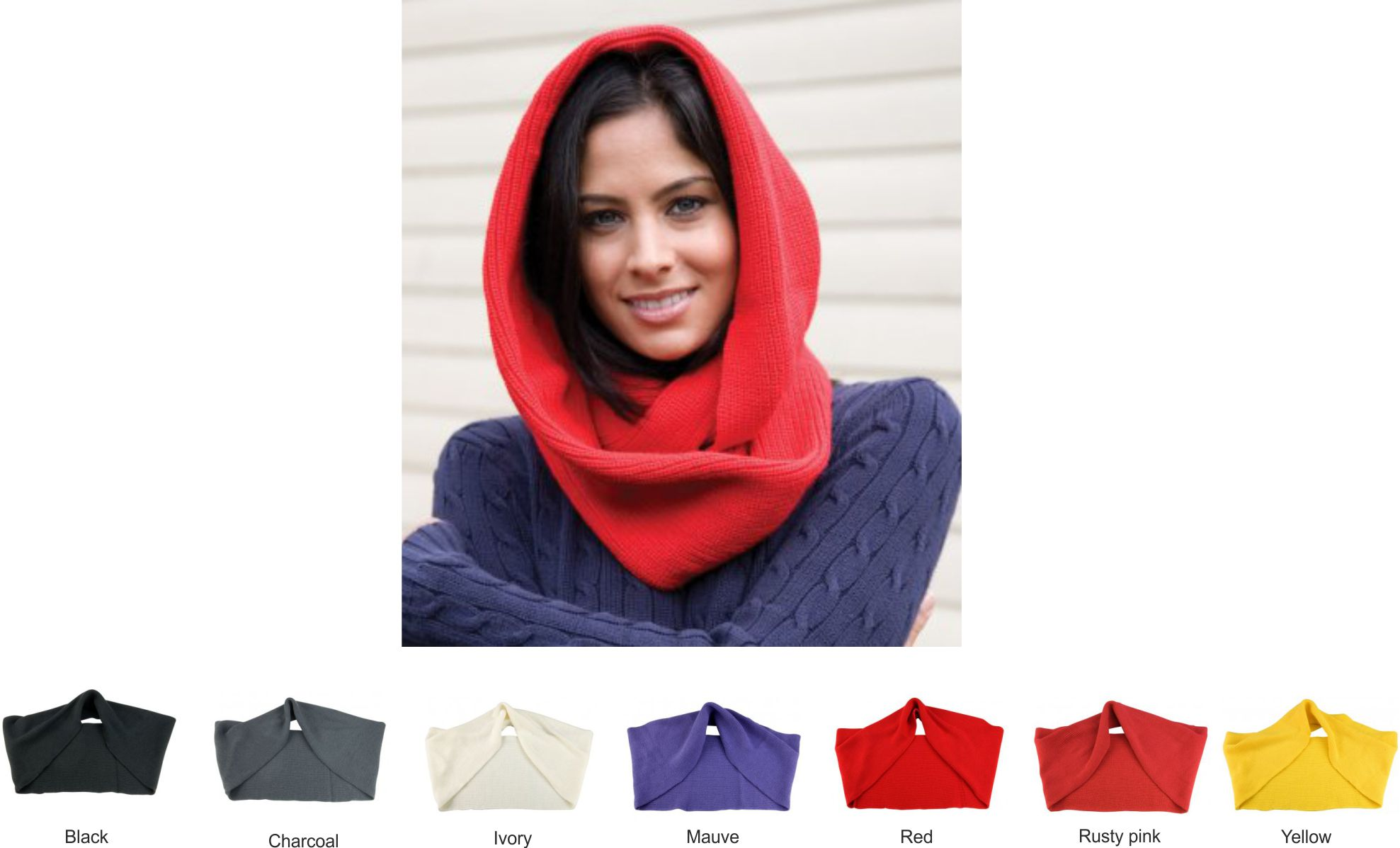 Result RC138 Snood scarf