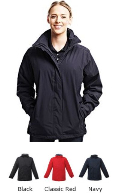 Regatta RG052 Ladies Beaufort Waterproof Insulated Jacket