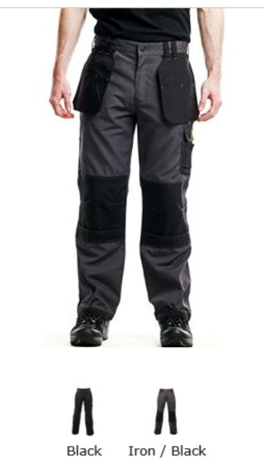 Regatta Hard Wear RG510 Hardwear Holster Trousers