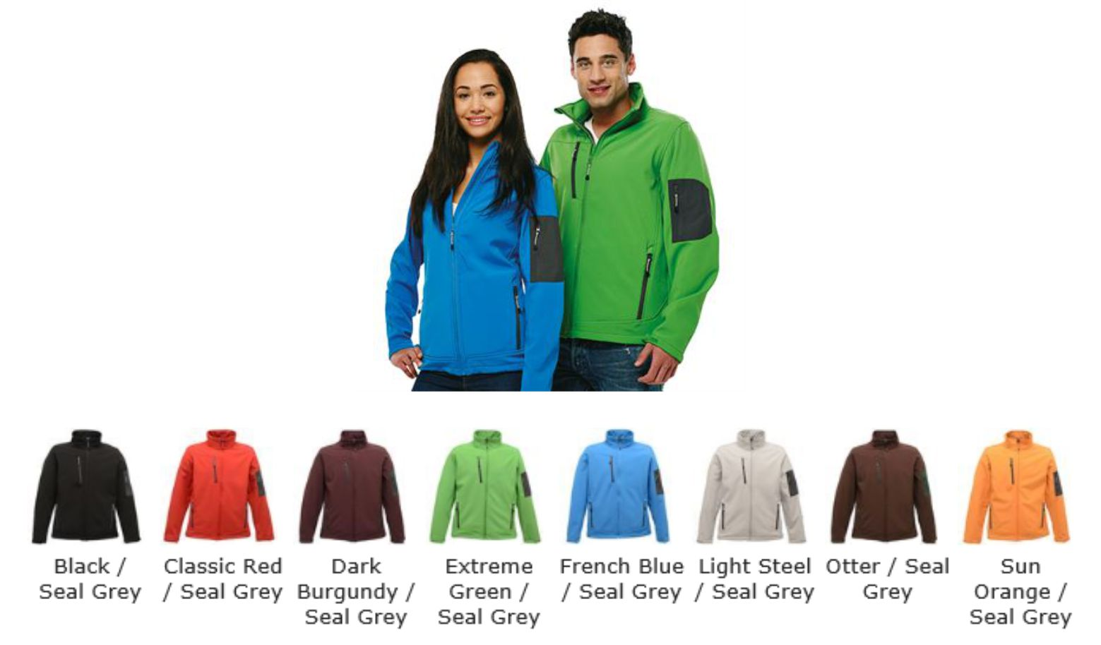 Regatta Stand Out RG616 Arcola 3 Layer Softshell