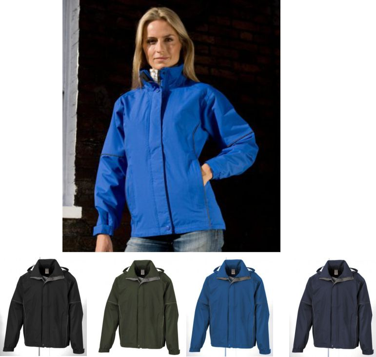 Result RS111F Urban LadiesFell Lightweight Technical Jacket