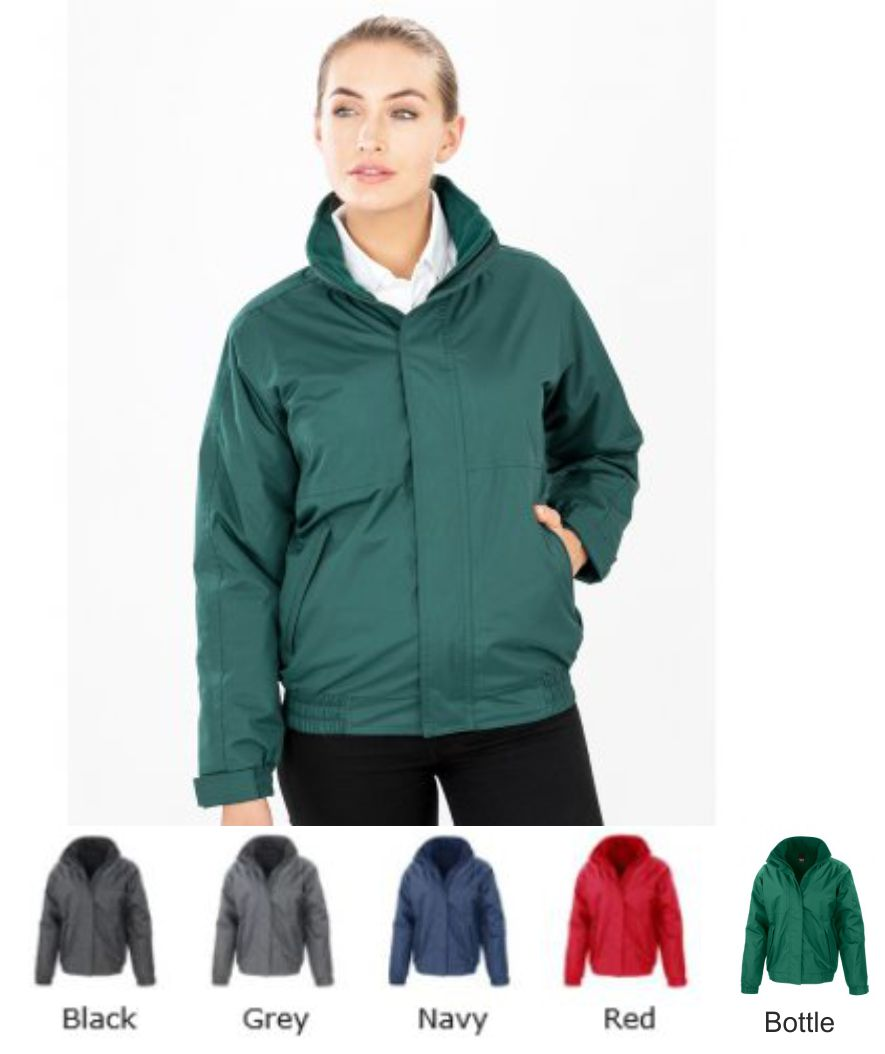 Result RS221F Ladies Core Channel Jacket