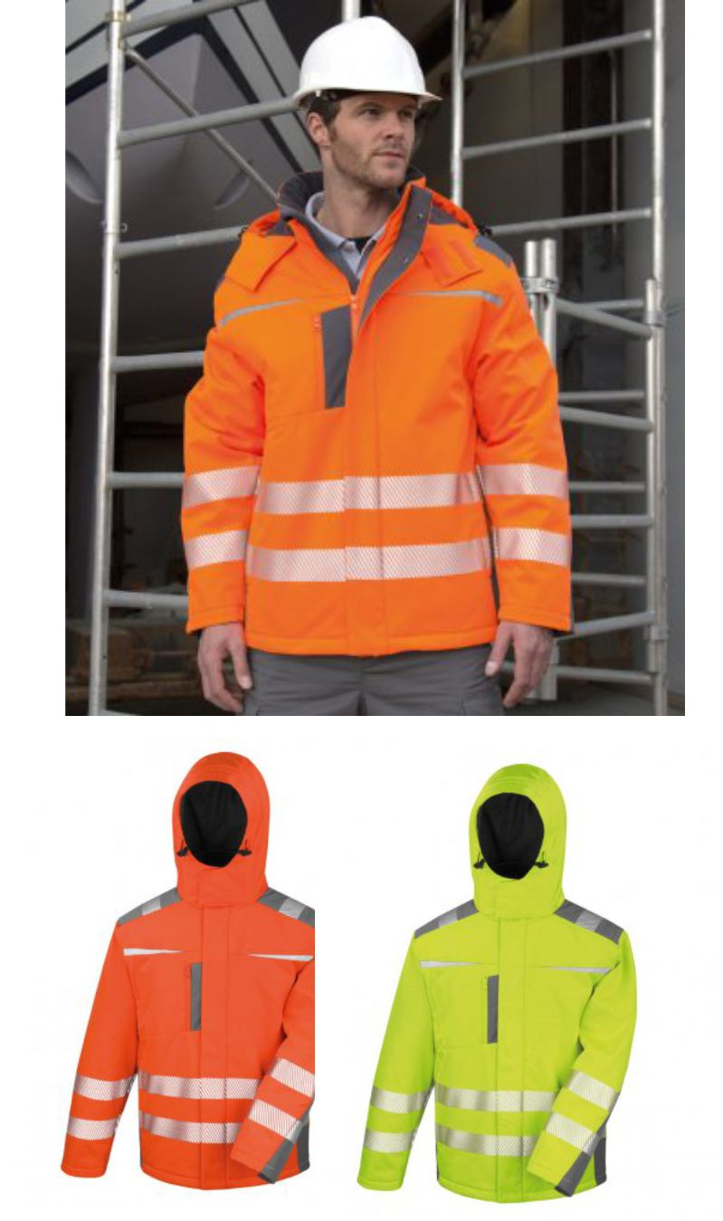 Result RS331 Result Safe-Guard Dynamic Soft Shell Jacket