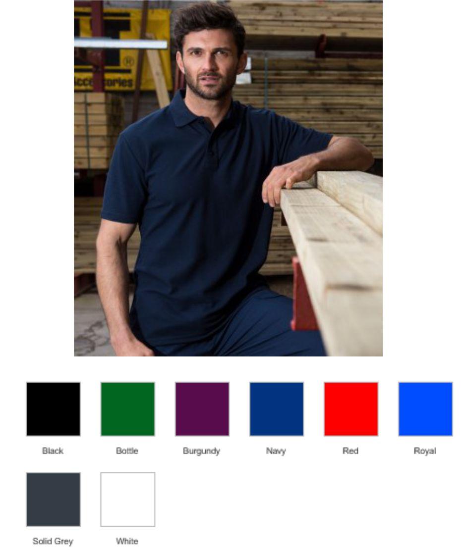 ce264e31b RX105 Pro RTX Pro Polyester Polo Shirt