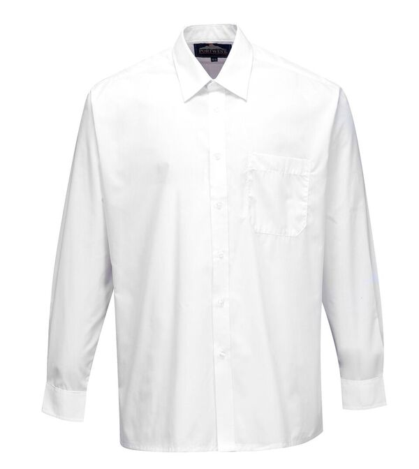 S103 Portwest Classic Long Sleeve Shirt