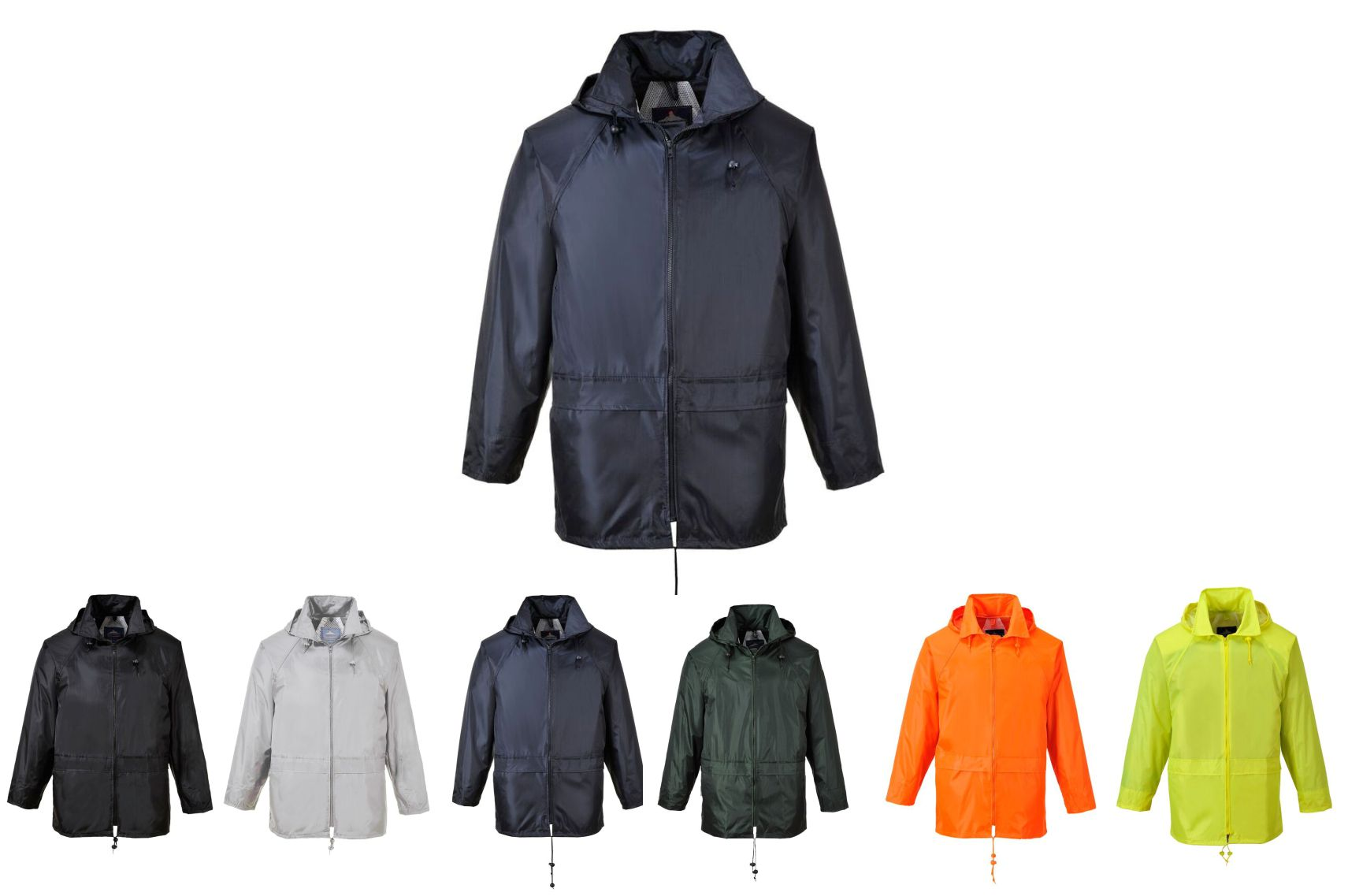 S440 Dumphries waterproof jacket