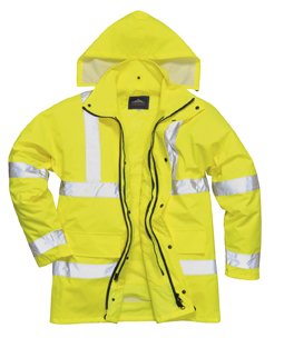 S461 breathable traffic jacket
