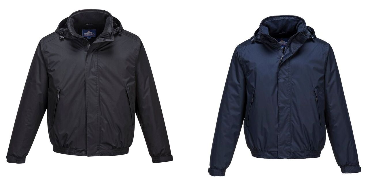 S503 Portwest Crux Insulated Bomber