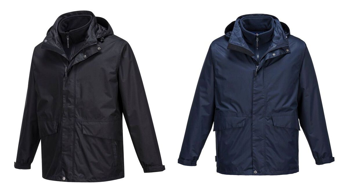 S507 Portwest Argo 3 in 1 Jacket