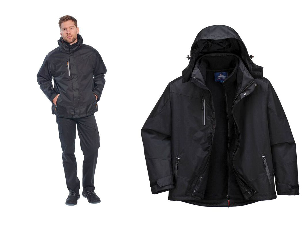 S553 Portwest Radial 3 in 1 Jacket