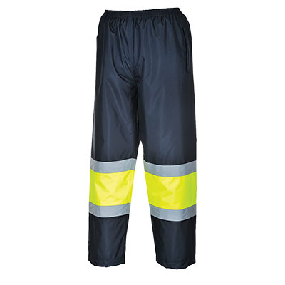 S586 Hi Vis Contrast Traffic Trousers