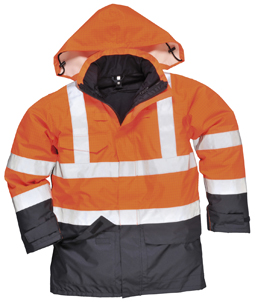 S779 Hi-Viz Multi-Protection Jacket