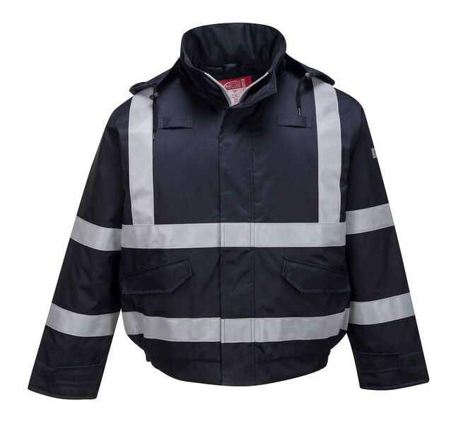 S783 Bizflame Rain Multi Protection Bomber Jacket