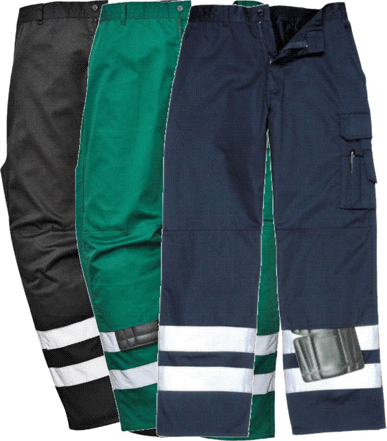 S917 Iona poly/cotton Combat Safety Trousers