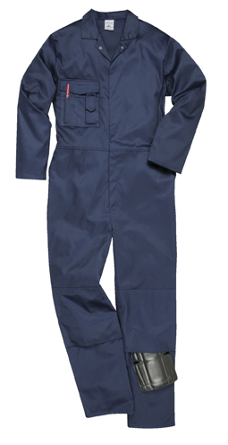 S998 Euro Work Cotton Coverall
