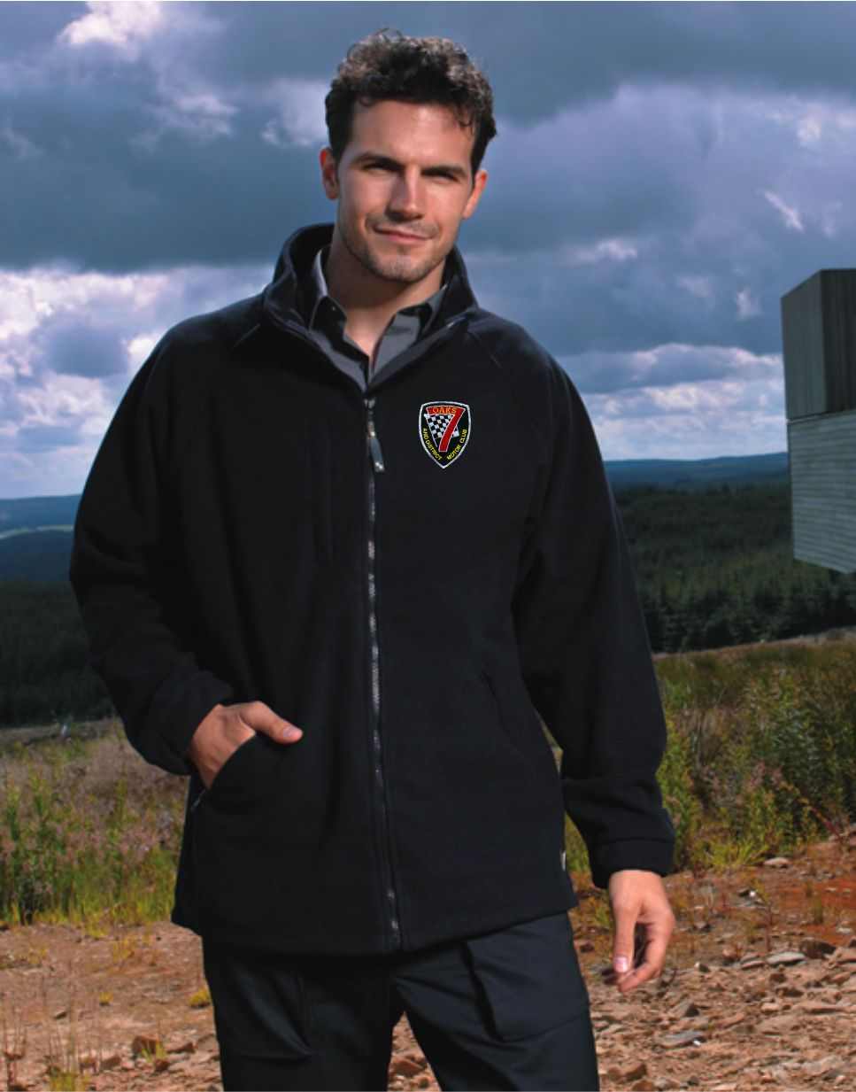 SDMC Fleece jacket