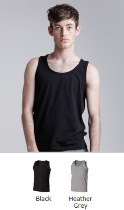 SF103 Mens Stretch Tank Top