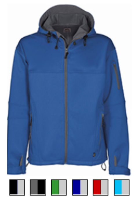 Slazenger SL030 Soft Shell Jacket