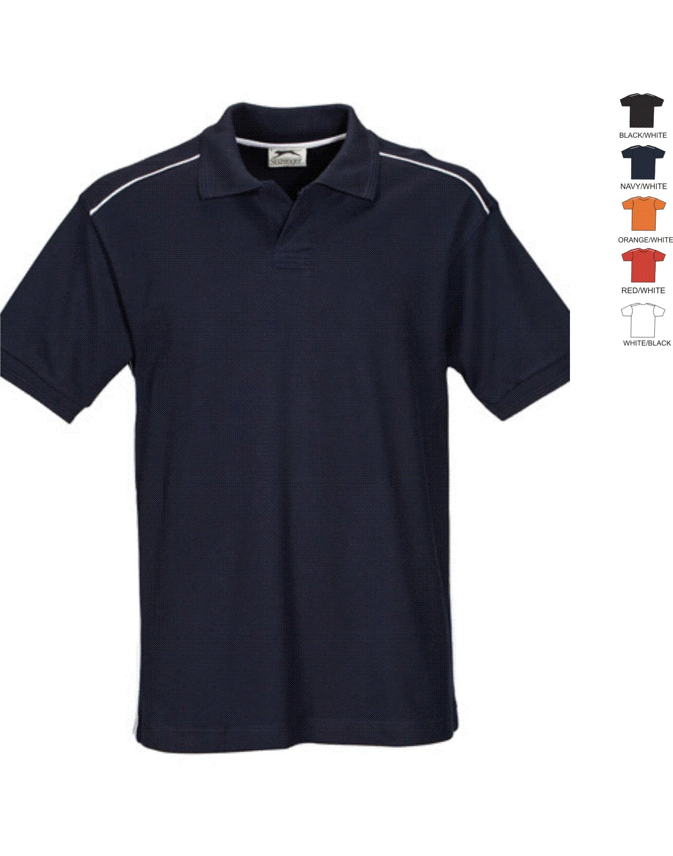 Slazenger SL074 Backhand Polo