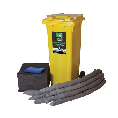 SM33 PW Spill 120 Litre Maintenance Kit
