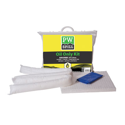 SM60 PW Spill 20 Litre Oil Only Kit
