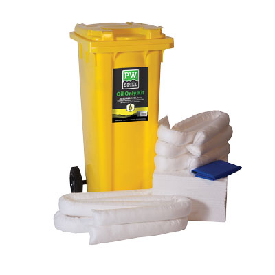 SM63 PW Spill 120Litre Oil Only Kit