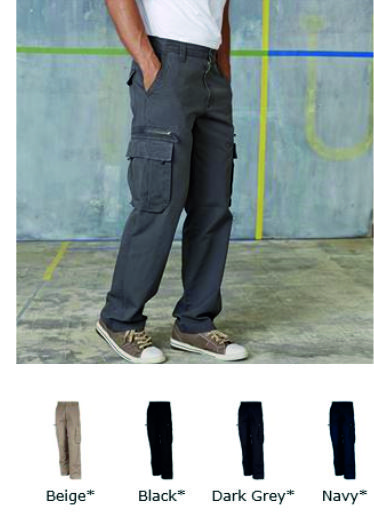 Kariban SP105 Heavy Canvas Trousers