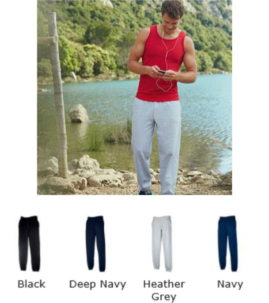 Fruit of the Loom SS31M Classic Jogpants