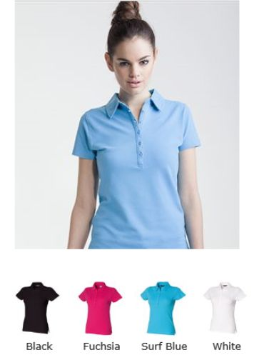 Skinni fit for Women ST42 polo