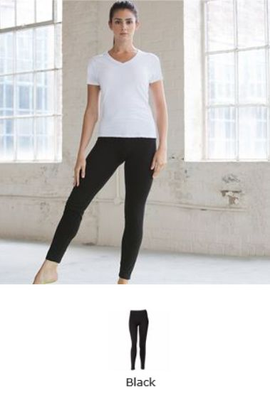 Skinifitness ST68 Ladies 3/4 Length Leggings