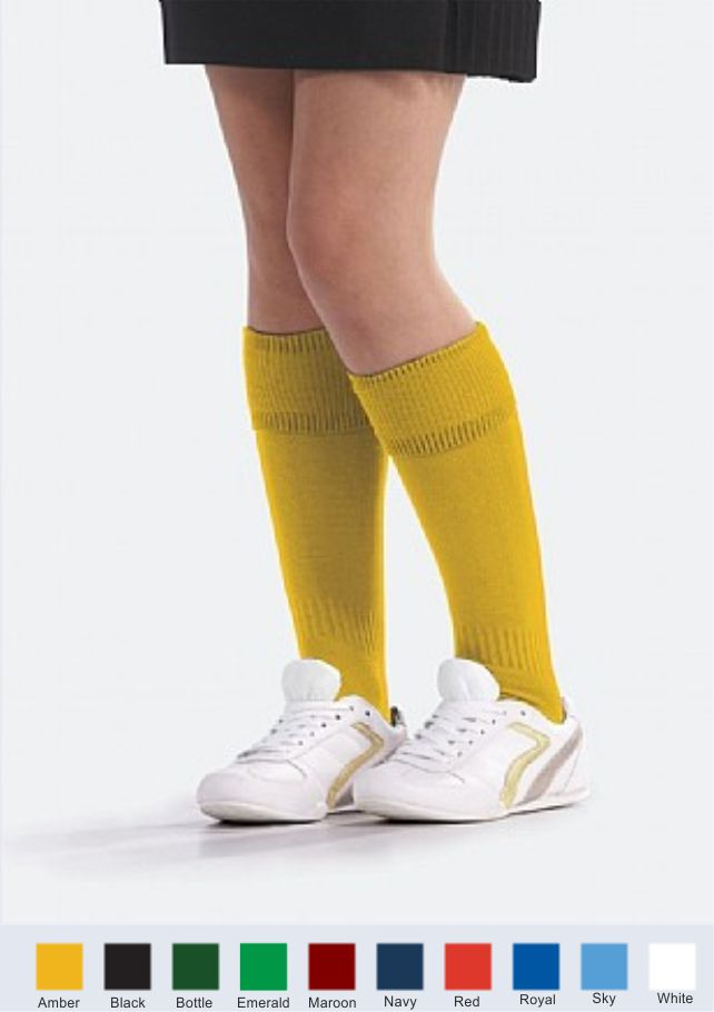 Medallion Junior Sports Socks