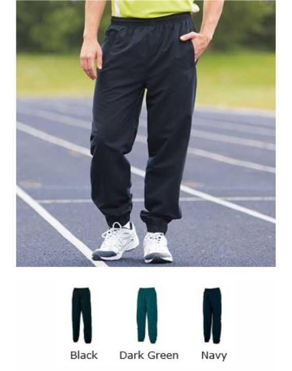 Tombo Teamwear TL47 Lined Tracksuit Bottoms